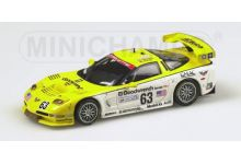 Action - Minichamps AC4001463 Chevrolet Corvette C5-R #63 'Ron Fellows - Chris Kneifel - Justin Bell' 11th pl Le Mans 2000