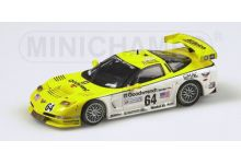 Action - Minichamps AC4001464 Chevrolet Corvette C5-R #64 'Andy Pilgrim - Kelly Collins - Franck Freon' 10th pl Le Mans 2000