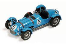 IXO Models LM1950 Talbot Lago T26GS #5 'Louis Rosier - Jean Louis Rosier' winner Le Mans 1950