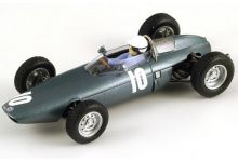 """Spark Model S1626 BRM P57 """"Richie Ginther"""" 3rd pl. French Grand Prix 1967"""