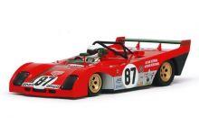 Slot.It SIKF01c Ferrari 312 PB #87 'Arturo Merzerio - Brian Redman' DNF Watkins Glen 1972 Kit