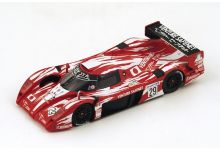 """Spark Model S2387 Toyota GT-One #29 """"Geoff Lees - Thierry Boutsen - Rolf Kelleners"""" DNF Le Mans 1998"""