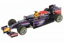 "Minichamps 410140001 Infiniti Red Bull Racing Renault RB10 #1 ""Sebastian Vettel"" F1 2014"