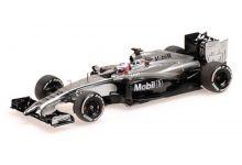 """Minichamps 530144322 McLaren Mercedes MP4-29 #22 """"Jenson Button"""" 3rd pl Australian Grand Prix 2014"""