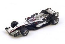 """Spark Model S4304 McLaren MP4-20 #10 West """"Juan-Pablo Montoya"""" Winner British GP 2005"""