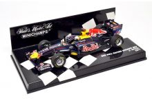 Minichamps 410110001 Redbull Racing Renault RB7 'Sebastian Vettel' F1 World Champion 2011