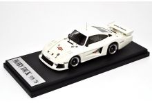 MR Collection Models MR79 Porsche 935 Moby Dick Press Presentation 1978