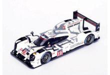 """Spark Model 43LM15 Porsche 919 Hybrid #19 """"Nico Hulkenburg - Nick Tandy - Earl Bamber"""" Winner Le Mans 2015"""