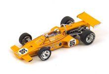 Spark Model S3140 McLaren M16 #86 'Peter Revson' 2nd pl Indy 500 1971