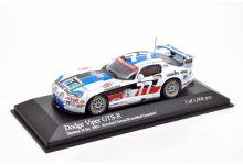 Minichamps 400021477 Dodge Viper GTS-R #77 'Christophe Bouchut - Patrice Goueslard - Jean-Luc Chereau - Carl Rosenblad' 8th pl 24 hrs of Daytona 2002