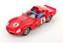 LookSmart Models LS18LM05 Ferrari 330TRi/LM #6 'Olivier Gendebien - Phil Hill' winner Le Mans 1962
