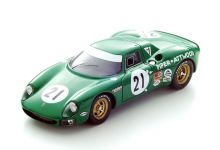Look Smart Models LSLM042 Ferrari 250LM #21 'David Piper - Richard Attwood' 7th pl Le Mans 1968