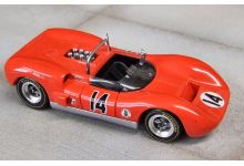 Marsh Models MM276B14 McLaren Elva Mark II Oldsmobile M1B #14 'Bruce McLaren' 2nd pl Mosport 1965
