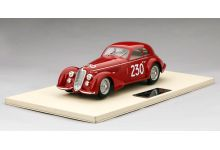 TrueScale Miniatures / TSM-Models TSMCE161802 Alfa Romeo 8C 2900B #230 'Emilio Romano - Clemente Biondetti' Winner Mille Miglia 1947