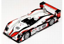 Spark Model 43LM04 Audi R8 #5 Team GOH 'Tom Kristensen - Seiji Ara - Rinaldo Capello'winner Le Mans 2004