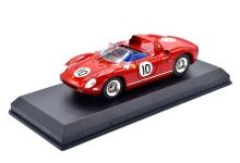 "Art Model ART122 Ferrari 250 P #10 ""Mike Parkes"" Reims 1963"
