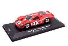 IXO Models LM1967 Ford Mk IV #1 'Dan Gurney - A.J. Foyt' winner Le Mans 1967