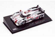 IXO Models LM2012 Audi R18 e-tron quattro #1 'Marcel Fässler - André Lotterer - Benoit Treluyer' winner Le Mans 2012