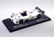 Minichamps 80429418137 BMW V12 LMR #42 'Tom Kristensen - J. J. Lehto - Jorg Muller' winner 12 hrs of Sebring 1999