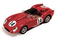 IXO Models LM1958 Ferrari 250 TR #14 'Olivier Gendebien - Phil Hill' winner Le Mans 1958