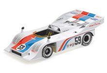 Minichamps 155736559 Porsche 917/10 #59 Brumos 'Hurley Haywood' 3rd pl Can-Am Challenge Cup Mid Ohio 1973