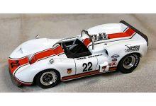 Marsh Models MM288B McLaren M1B 'Mike Spence' 3rd pl Las Vegas Can-Am 1967