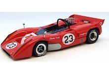 Marsh Models MM289B23 McLaren M8C #23 'Charlie Kemp' Can-Am Mosport 1971