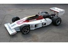 Replicarz R43028 Viceroy Eagle #5 'Mario Andretti' Indianapolis 500 1974