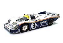 Minichamps 180836903 Porsche 956 Rothmans #3 'Vern Schuppan - Al Holbert - Hurley Haywood' winner Le Mans 1983
