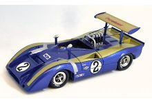 Marsh Models MM290 Alan Mann Ford Open Sport #2 'Jack Brabham' 3rd pl Texas International Speedway Can-Am 1969