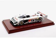 TrueScale Miniatures TSM114327 Toyota GTP Eagle #99 'Juan Manuel Fangio II - Andy Wallace' winner 12 hrs of Sebring 1993