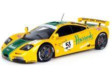 TrueScale Miniatures / TSM-Models TSM114357 McLaren F1 GTR #51 Harrod's #51 'Andy Wallace - Derek Bell - Justin Bell' 3rd pl Le Mans 1995