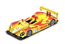 Spark Model 43SE08 Porsche RS Spyder #7 'Romain Dumas - Timo Bernhard - Emmanuel Collard' winner 12 hrs of Sebring 2008