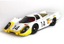 BBR Models BBRC1833C Porsche 917 LH #14 'Rolf Stommelen - Kurt Ahrens' Le Mans 1969
