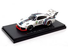 Ebbro 970 Porsche 935 #40 Martini 'Rolf Stommelen - Manfred Schurti' 4th pl Le Mans 1976