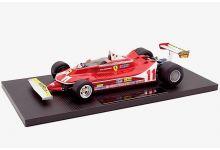 GP Replicas GP002 Ferrari 312 T4 #11 'Jody Scheckter' F1 World Champion 1979