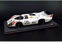 Le Mans Miniatures / Spark Model LMS008 Porsche 917 LH #25 'Vic Elford - Kurt Ahrens' DNF Le Mans 1970