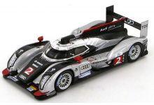 Slot.It SICW12 Audi R18 e-tron quattro #2 'Marcel Fässler - André Lotterer - Benoit Treluyer' winner Le Mans 2011