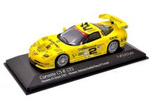 Action - Minichamps AC4011402 Chevrolet Corvette C5R #2 'Ron Fellows - Chris Kneifel - Franck Freon - Johnny O'Connell' winner 24 hrs of Daytona 2001