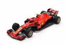 LookSmart Models LSF1015 Ferrari SF71H #7 'Kimi Räikkönen' winner US Grand Prix 2018