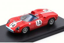 Looksmart Models LSLM090 Ferrari 330P #14 'Graham Hill - Jo Bonnier' 2nd pl Le Mans 1964