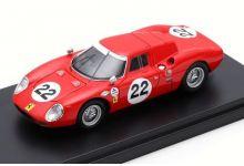 Looksmart Models LSRC059 Ferrari 250 LM #22 'Jochen Rindt - Bob Bondurant' 9th pl 24hrs of Daytona 1966