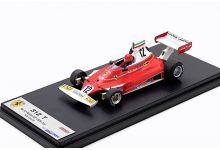 Look Smart Models LSRC061 Ferrari 312T #12 'Niki Lauda' 3rd place Italian Grand Prix 1975