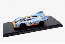 Provence Moulage B0373 Porsche 917 K Gulf #19 'Richard Attwood - Herbert Müller - Brian Redman' 2nd pl Le Mans 1971