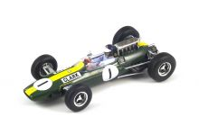 Spark Model S1614 Lotus 33 #1 'Jim Clark' winner Grand Prix of Germany & F1 World Champion 1965