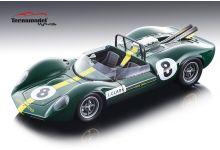 Tecnomodel TM18-125A 1965 Lotus 40 #8 'Jim Clark' British GP 1965