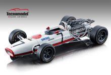 Tecnomodel TM18-127A Honda RA 273 #7 'John Surtees' 4th pl German Grand Prix 1967