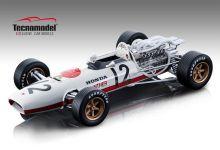 Tecnomodel TM18-127D Honda RA 273 #12 'Richie Ginther' 4th pl Mexican Grand Prix 1966