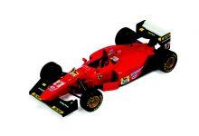 "IXO Models SF22/94 Ferrari 412T1B #27 ""Alesi"" Belgian GP Spa-Francorchamps 1994"