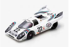 Spark Model 18LM71 Porsche 917 K #22 'Helmut Marko - Gijs van Lennep' winner Le Mans 1971